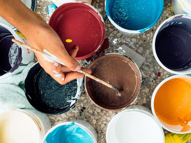 colores de pintura para decoracion